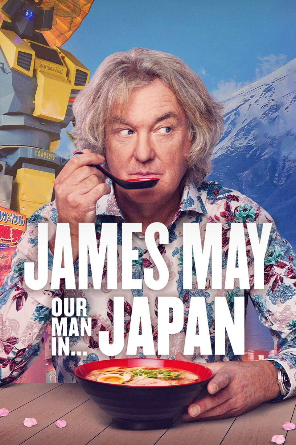 Image result for james may our man in japan