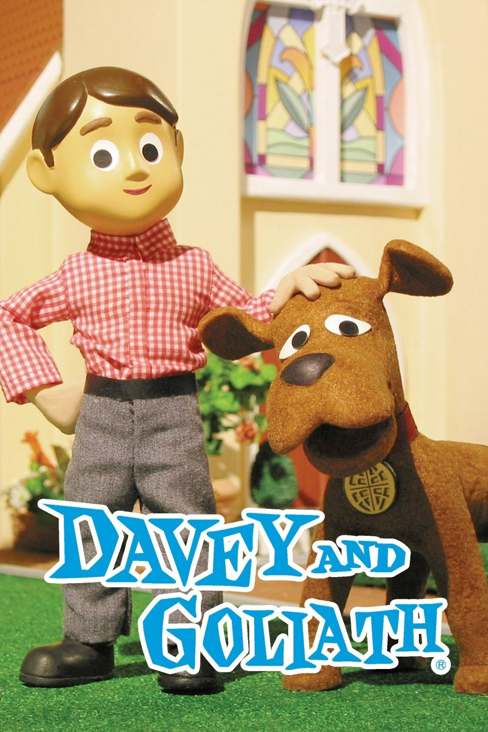 Image result for davey and goliath