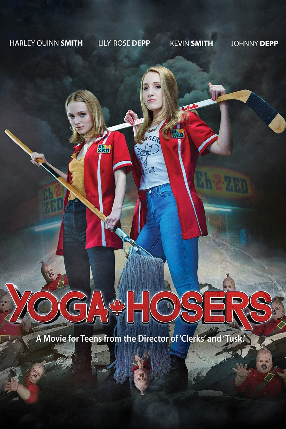Image result for yoga hosers