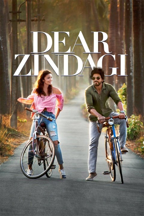 Download Dear Zindagi (2016) Hindi Full Movie 480p [400MB] | 720p [1GB]