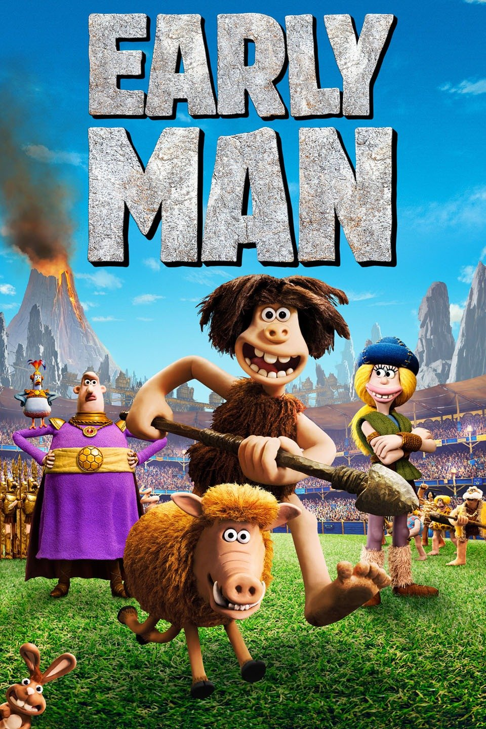 Image result for early man film