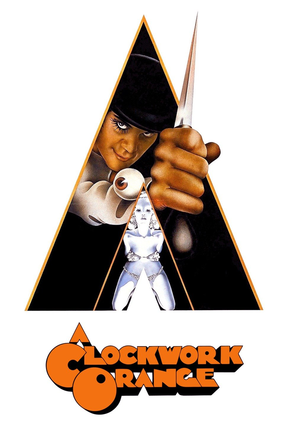 Image result for A Clockwork Orange (1971)