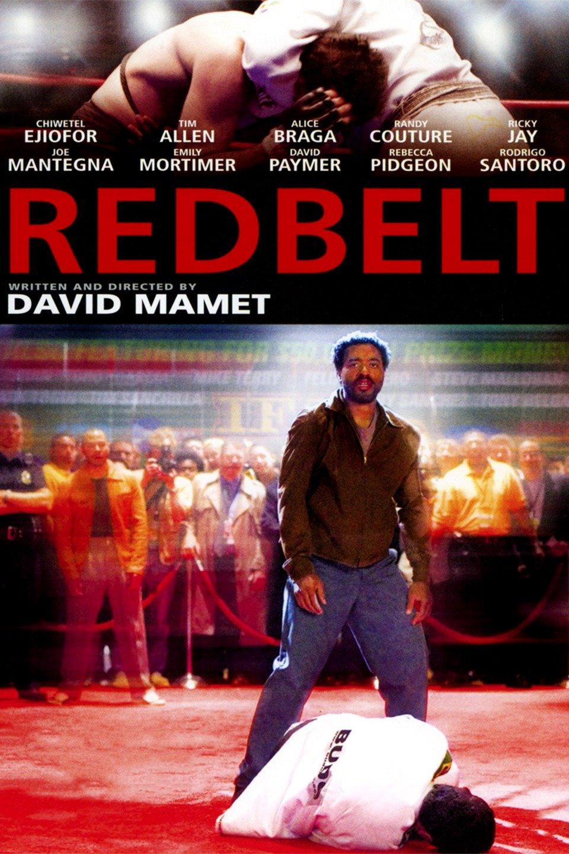 Image result for red belt david mamet