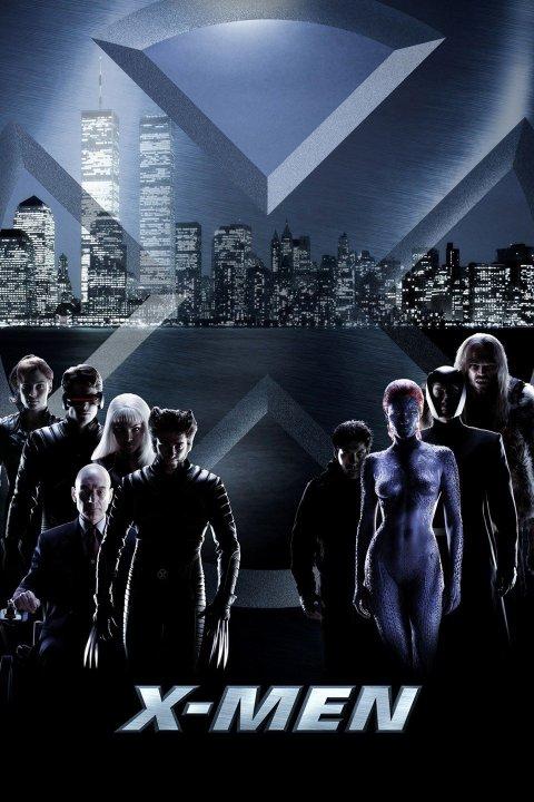 Download X-Men (2000) Dual Audio Hindi 480p [400MB] | 720p [700MB] | 1080p [2GB]