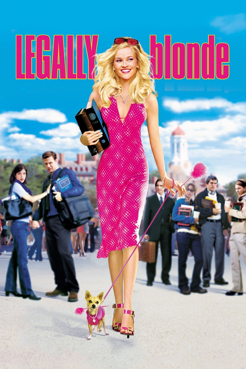 Image result for Legally Blonde, 2001