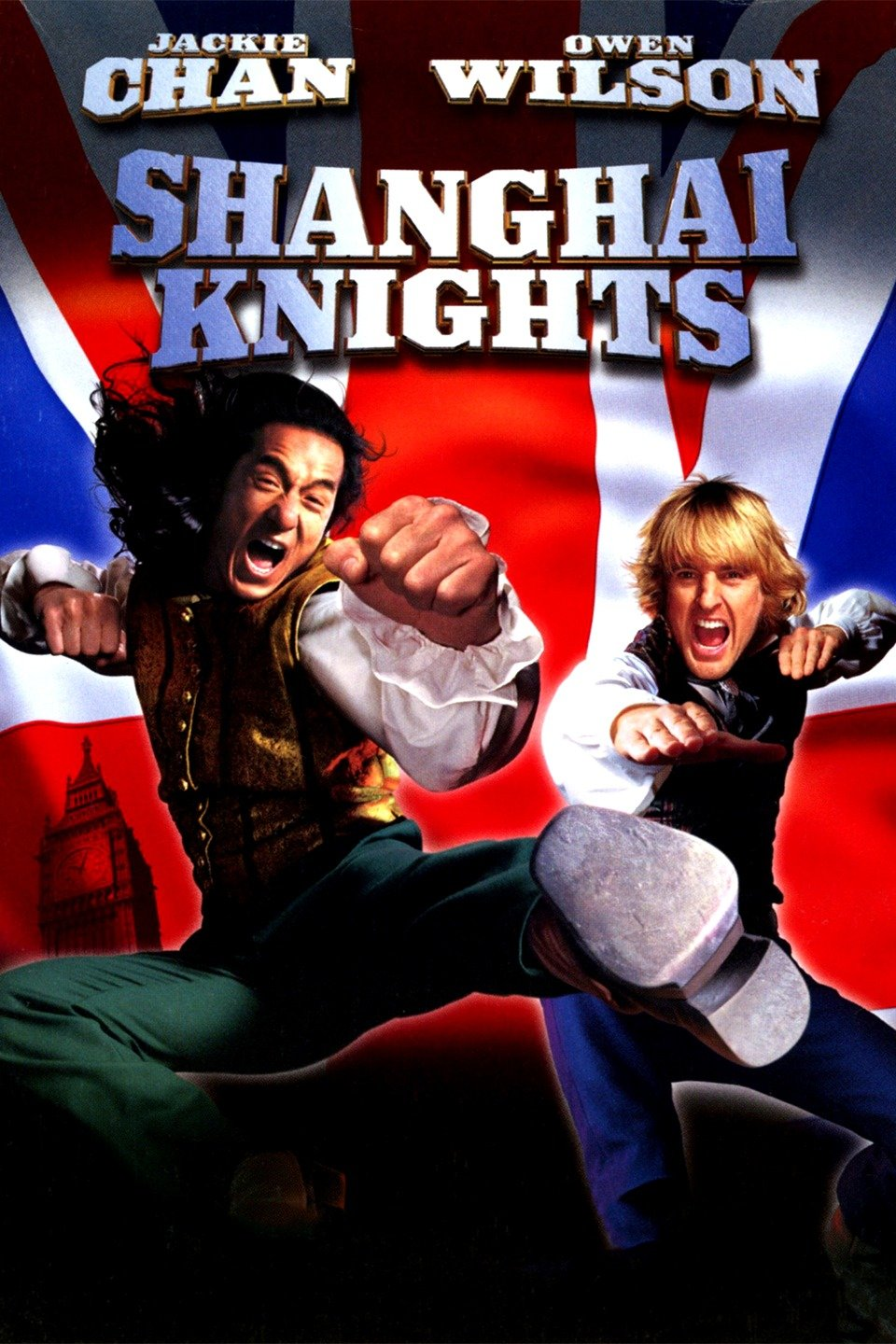 Download Shanghai Knights (2003) Full Movie In Hindi-English (Dual Audio) BluRay 480p [400MB] | 720p [1GB]