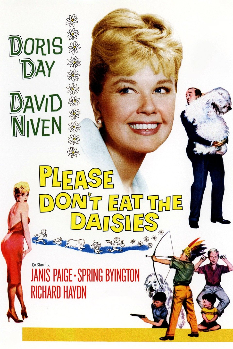 Image result for please don't eat the daisies