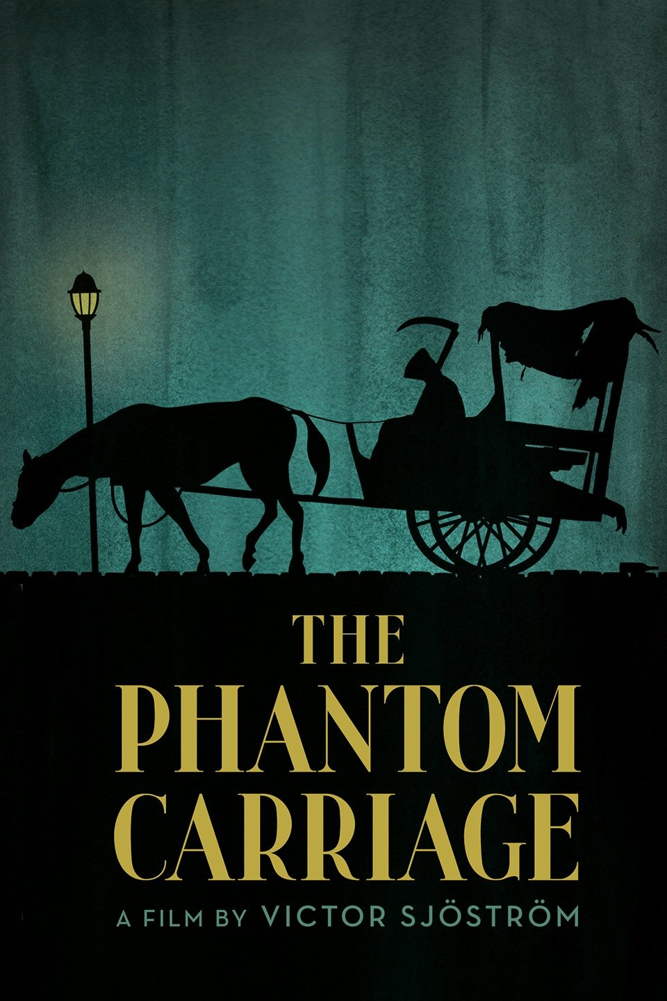 Image result for the phantom carriage (1921)