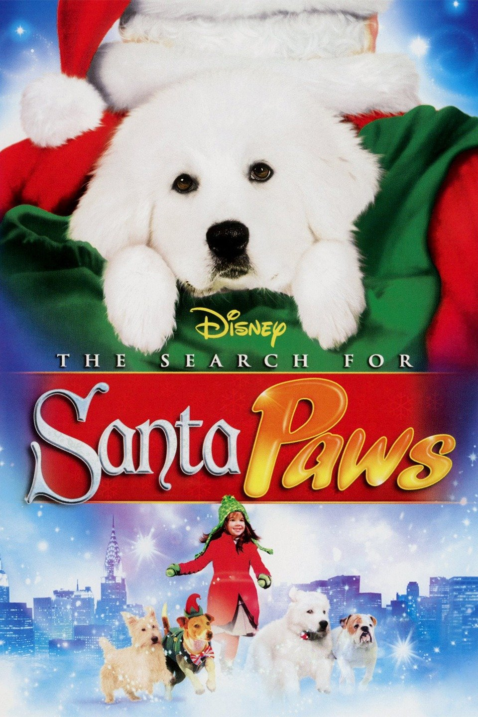 Image result for The Search for Santa Paws