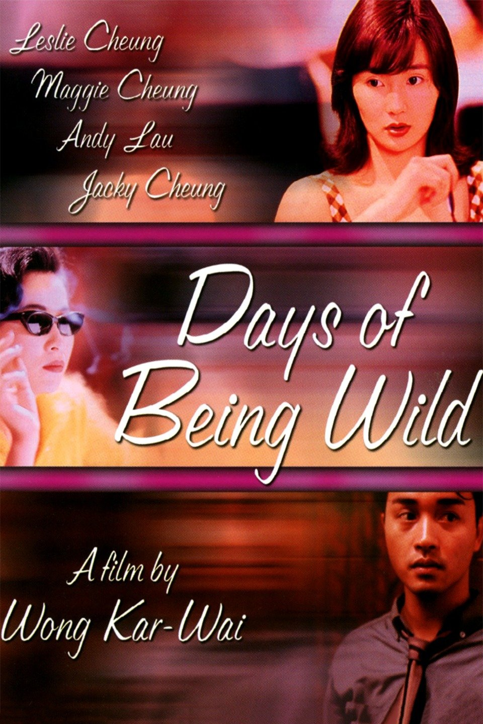 Image result for days of being wild wong kar wai
