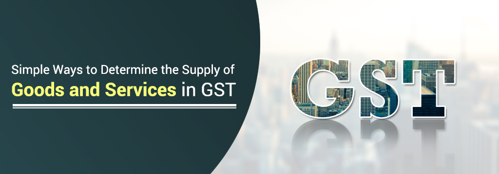 Goods and Services in GST
