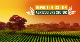 Impact of GST on Agriculture Sector