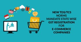 State-Wise GST Registration for E-Commerce Companies