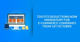 TDS and TCS provisions under GST