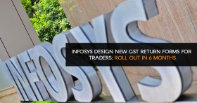 Infosys Design New GST Return Forms