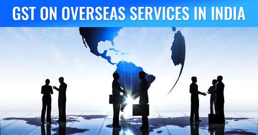 GST on Overseas Services