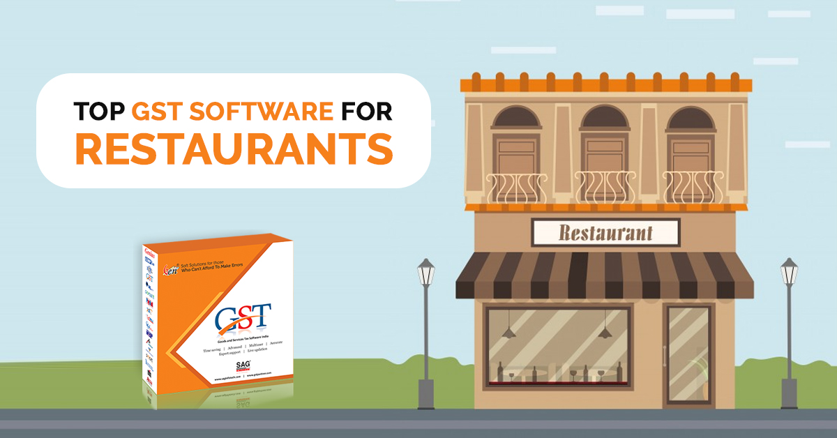 GST Software for Restaurants