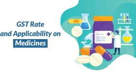 GST Rate on Medicines