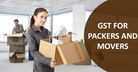 GST Rate for Packers and Movers