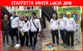 Staffetta Santa Lucia