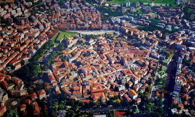 grosseto città panorama