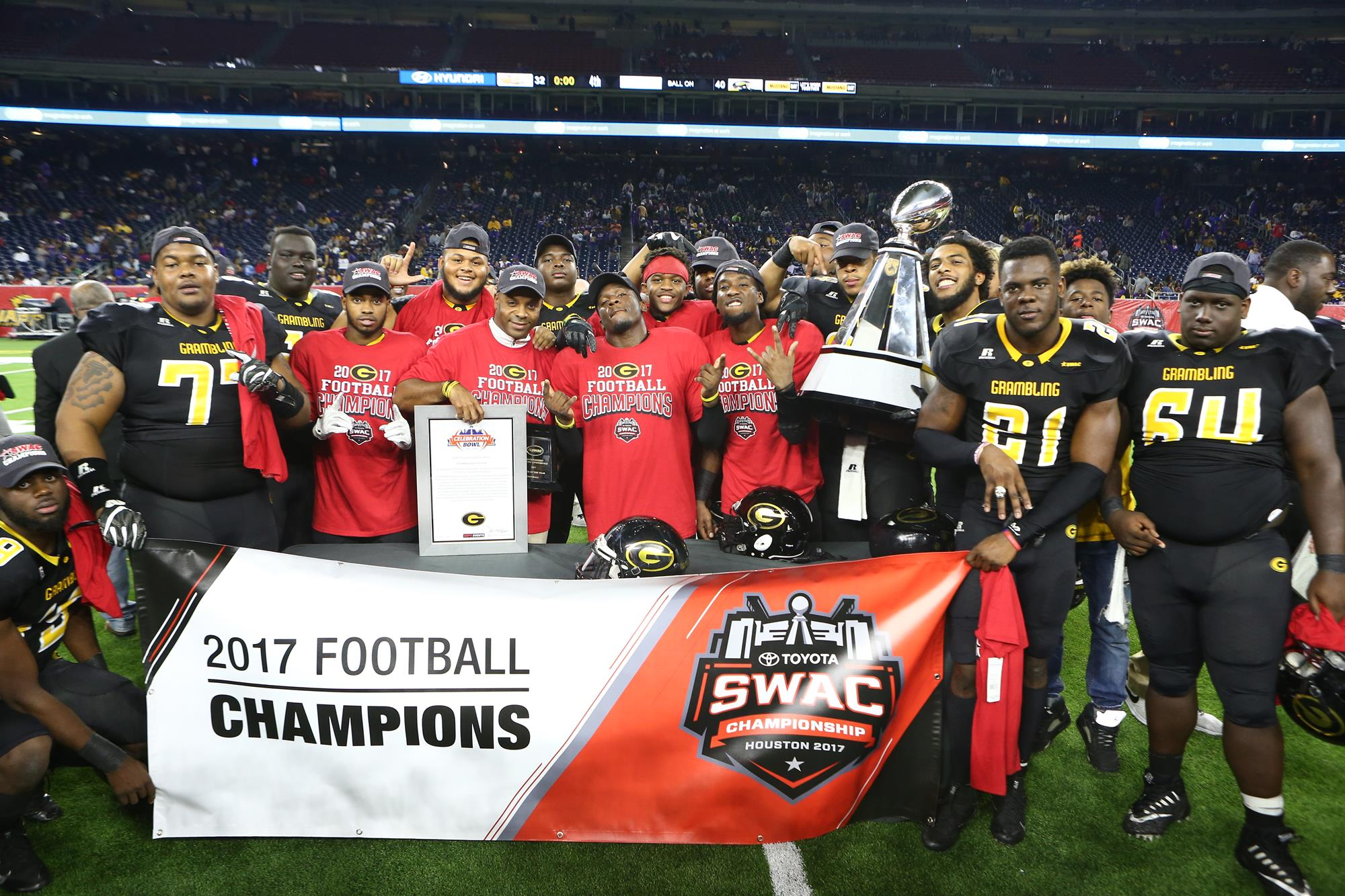 Tigers capture second consecutive SWAC Championship