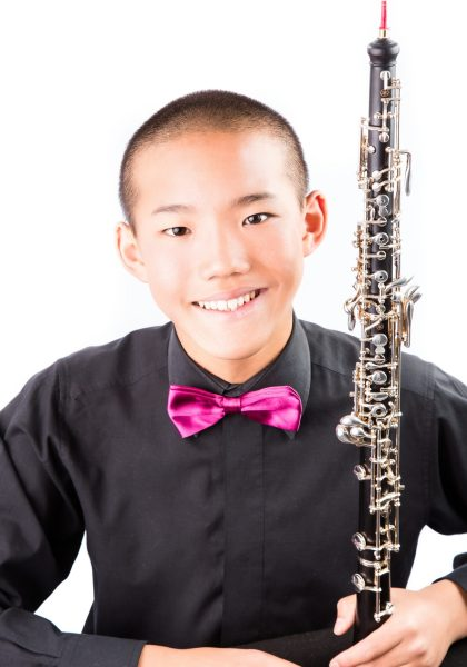 oboe soloist Francis Chua