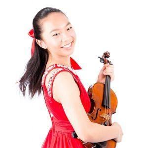 violin soloist Jade Zhang