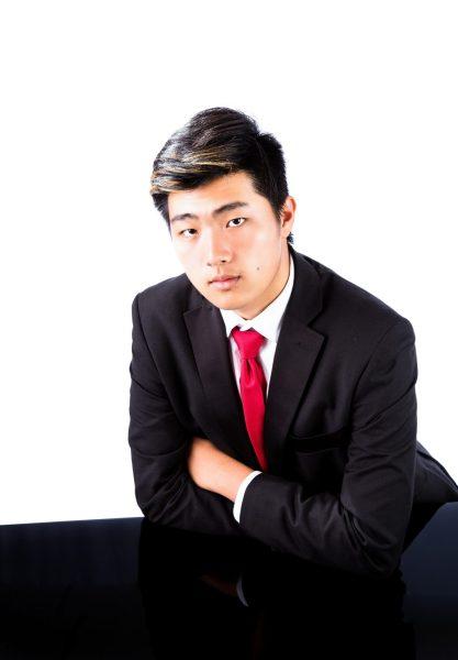 pianist Joey Zhu