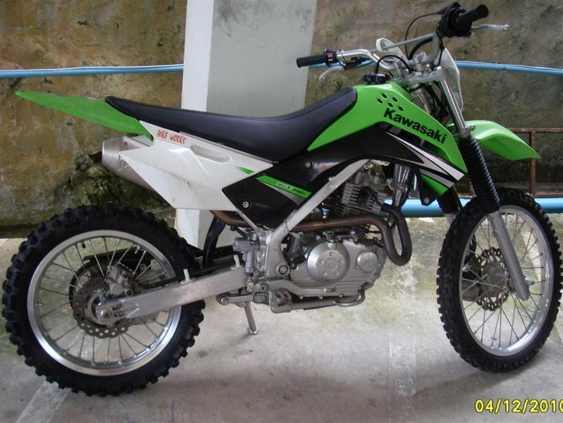 Kawasaki Klx 140l For Sale