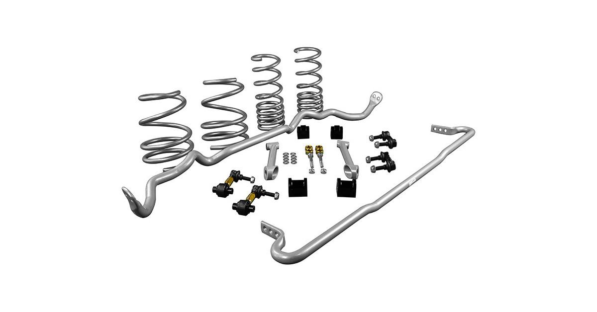 Front and Rear Grip Series Kit Subaru WRX A Trois Volumes