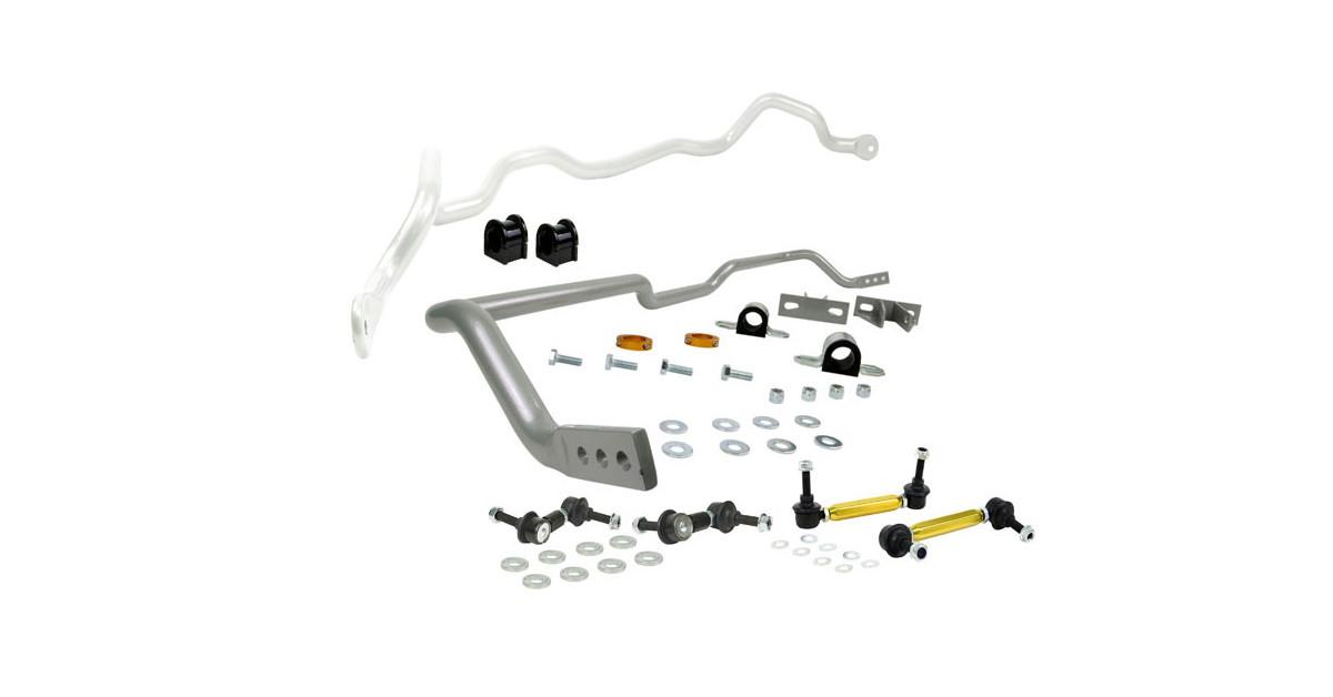 Kit veicolo barra stabilizzatrice Anteriore e Posteriore