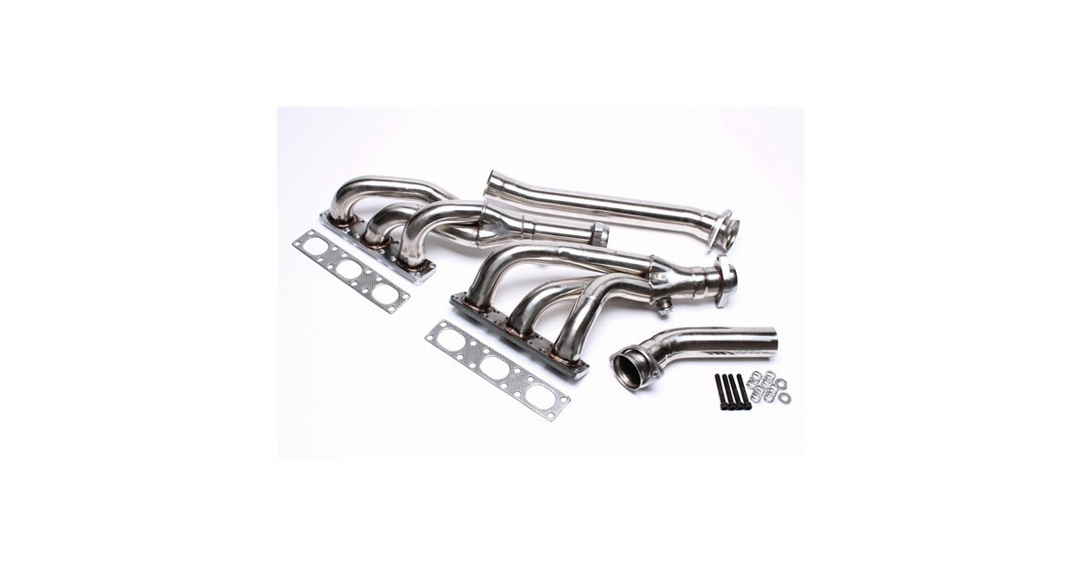 Stainless Steel Manifold BMW E36 / E34 / E39 6 Cylinders