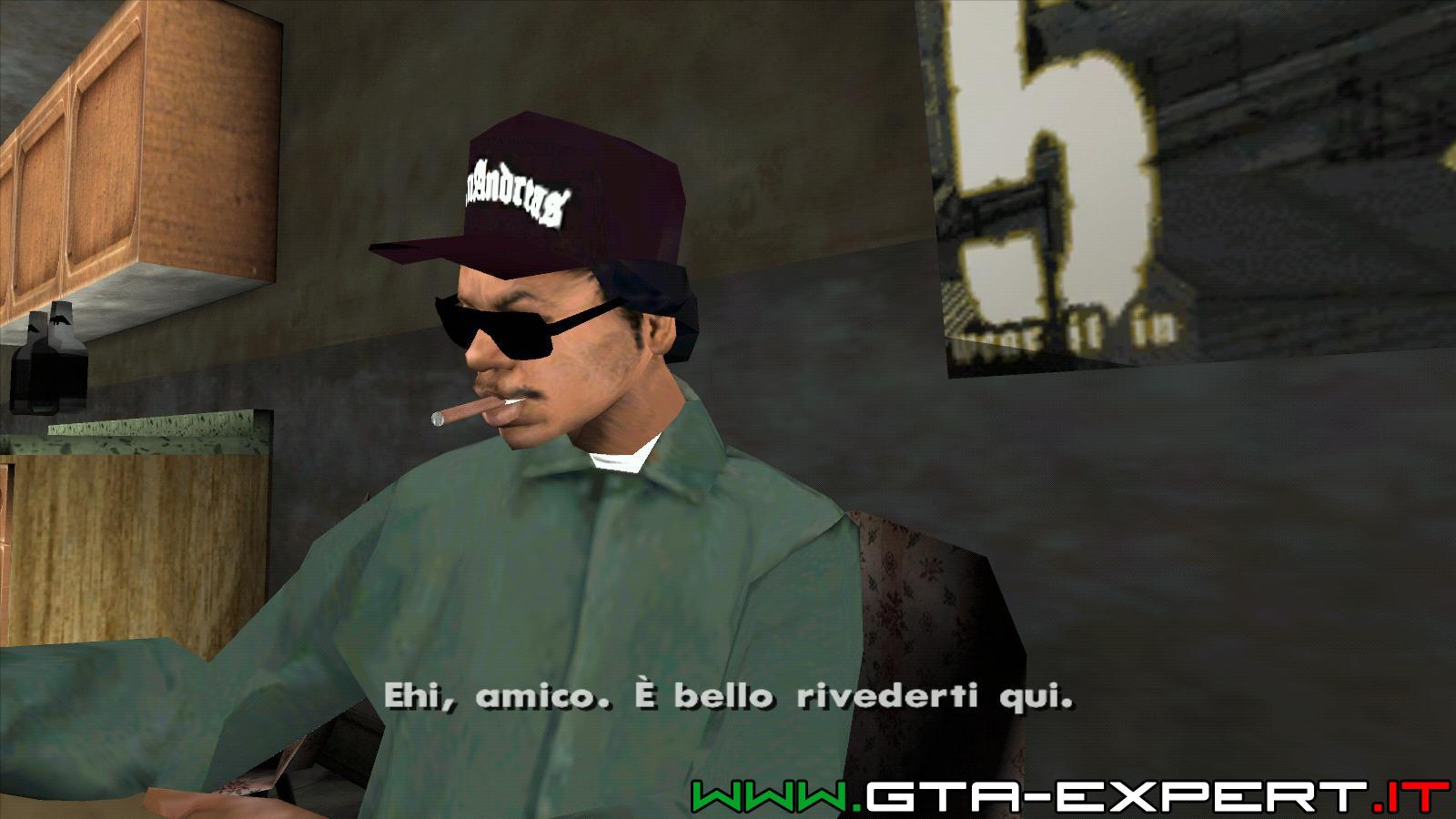 Ryder  GTA San Andreas  GTAExpert