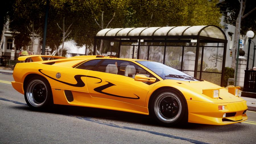 Download Area GTA IV Cars
