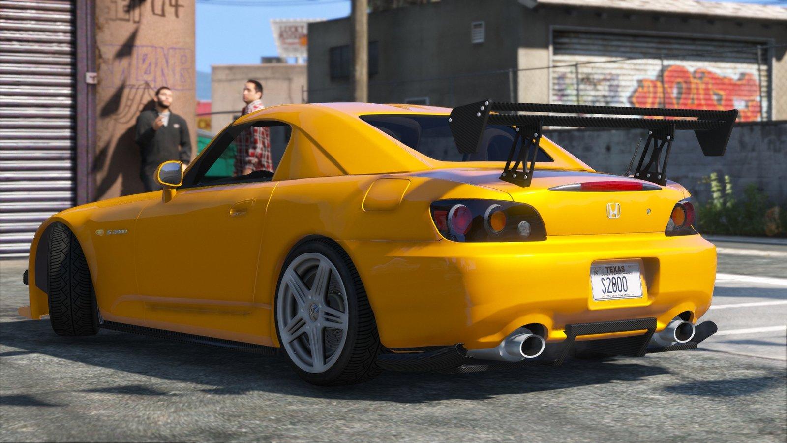 Honda crv black edition (2020): GTA-Modding.com - Download Area » GTA V » Cars » Honda S2000