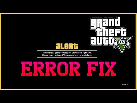 Grand Theft Auto 5 crach / GTA V all problem error fix solved | GTA V