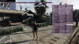 GTA 5 Skin Control Mod for Grand Theft Auto V