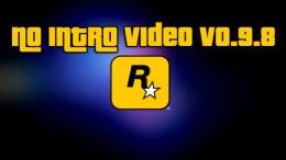 GTA 5 fast game load (No intro video)