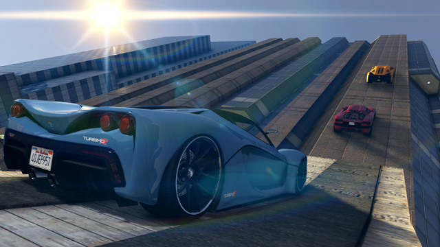 GTA Online Player-Created Playlists: Z-Games Rallycross, Killing Time at Lake Vinewood and More
