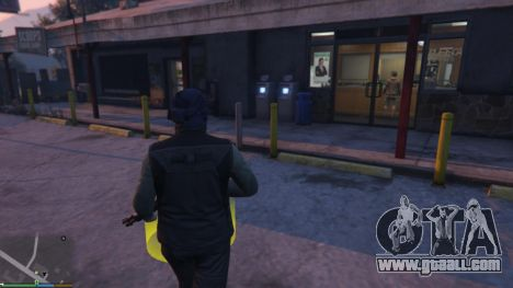 Heist Project 0.4.32.678 for GTA 5
