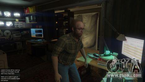 GTA 5 Story Mode Heists [.NET] 1.2.3 fifth screenshot