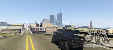 GTA 5 San Fierro DLC BETA 1.1 third screenshot