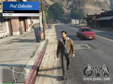 GTA 5 AddonPeds 3.0 fourth screenshot