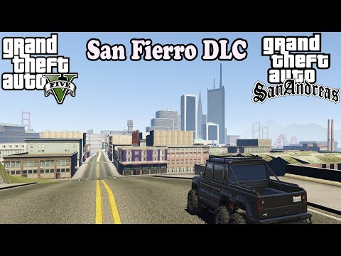 San Fierro DLC BETA 1.1