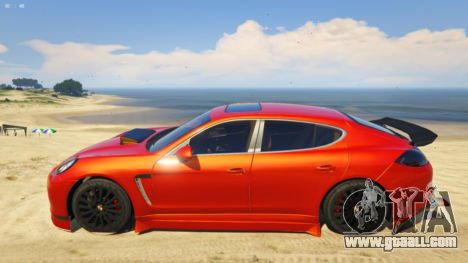 GTA 5 Michael Is Better With A Porsche second screenshot