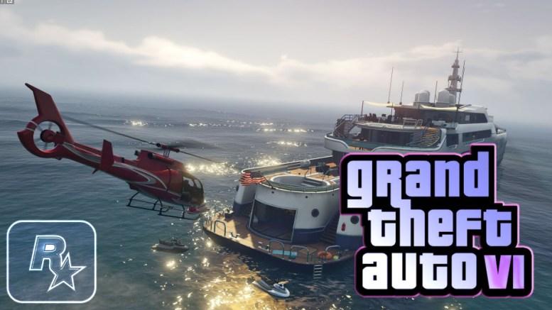 GTA 6 Grand Theft Auto 6