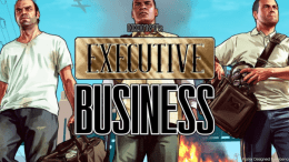 GTA 5 Executive Business