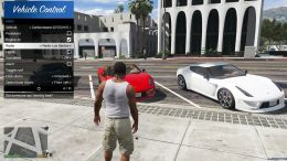 GTA 5 Remote Vehicle Control v1.1.0