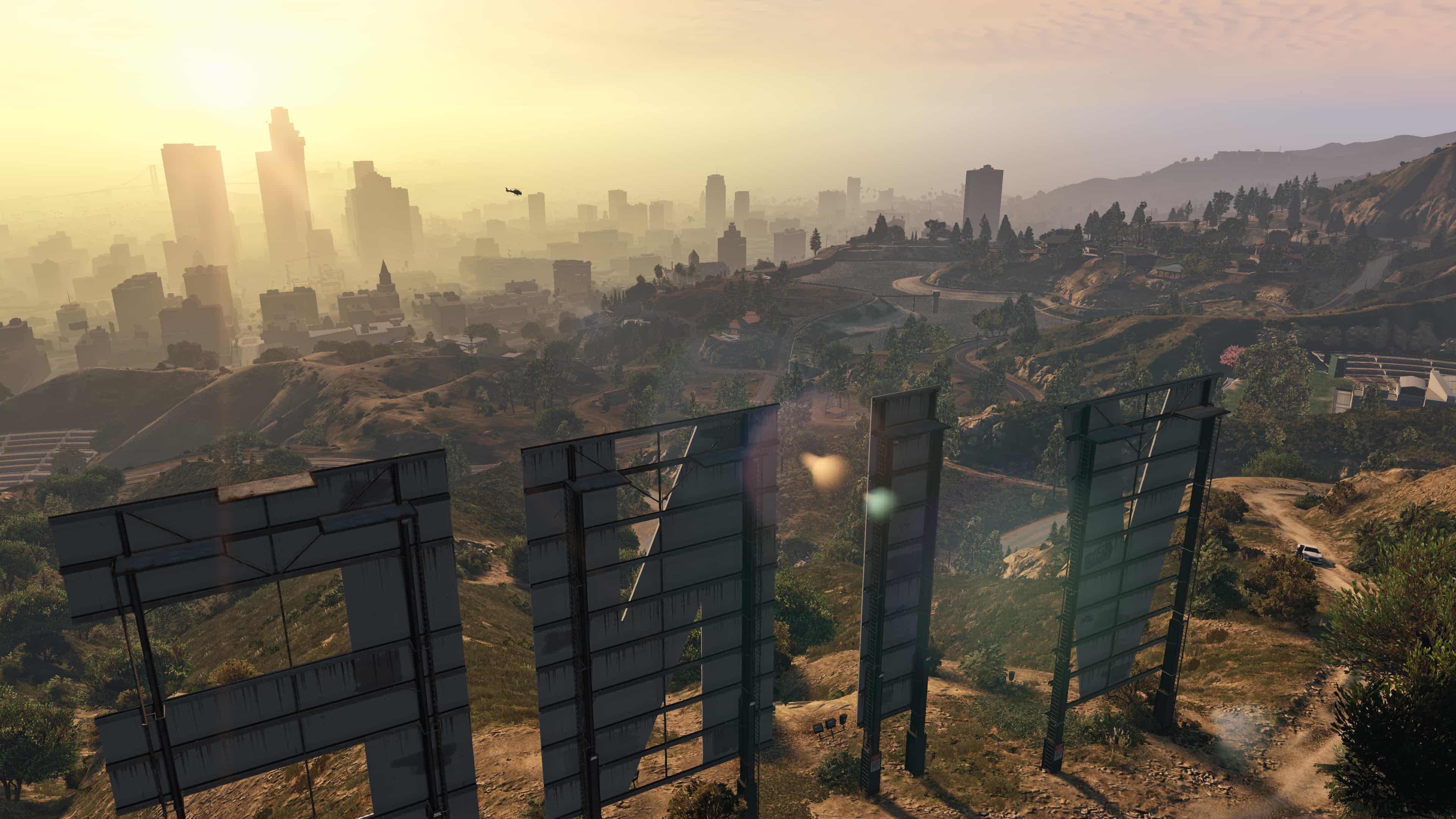 New 4K Screenshots From PC Version Of GTA V GTA 5 Cheats